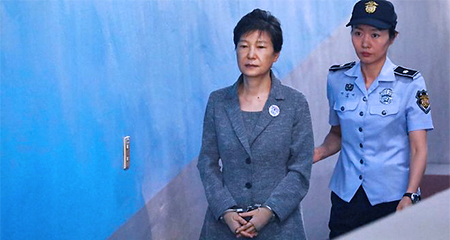 Cựu nữ Tổng thống Hàn Quốc lĩnh thêm 8 năm tù
