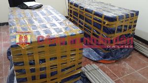 Kho tiền ngàn tỷ của Phan Sào Nam: Khối tiền hàng tấn, đếm cả ngày không hết