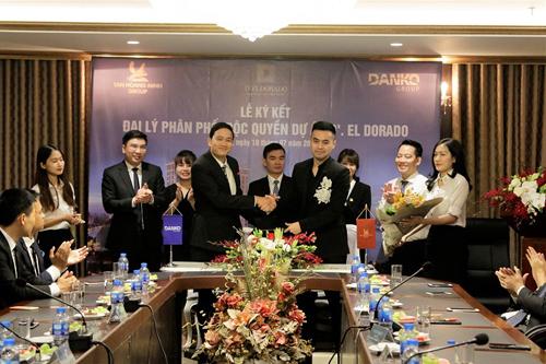 Danko Group phân phối độc quyền dự án D'. El Dorado