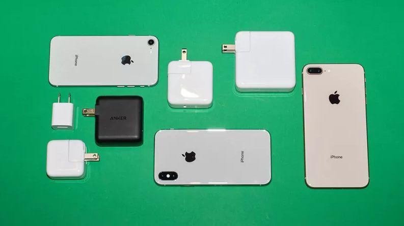 iPhone 2018 sẽ có củ sạc nhanh được tặng kèm theo máy