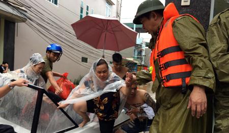 Yên Bái: 21 người chết và mất tích, cầu sập nhiều nơi bị chia cắt
