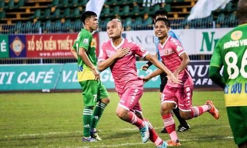 Video Cần Thơ 1-3 Sài Gòn FC