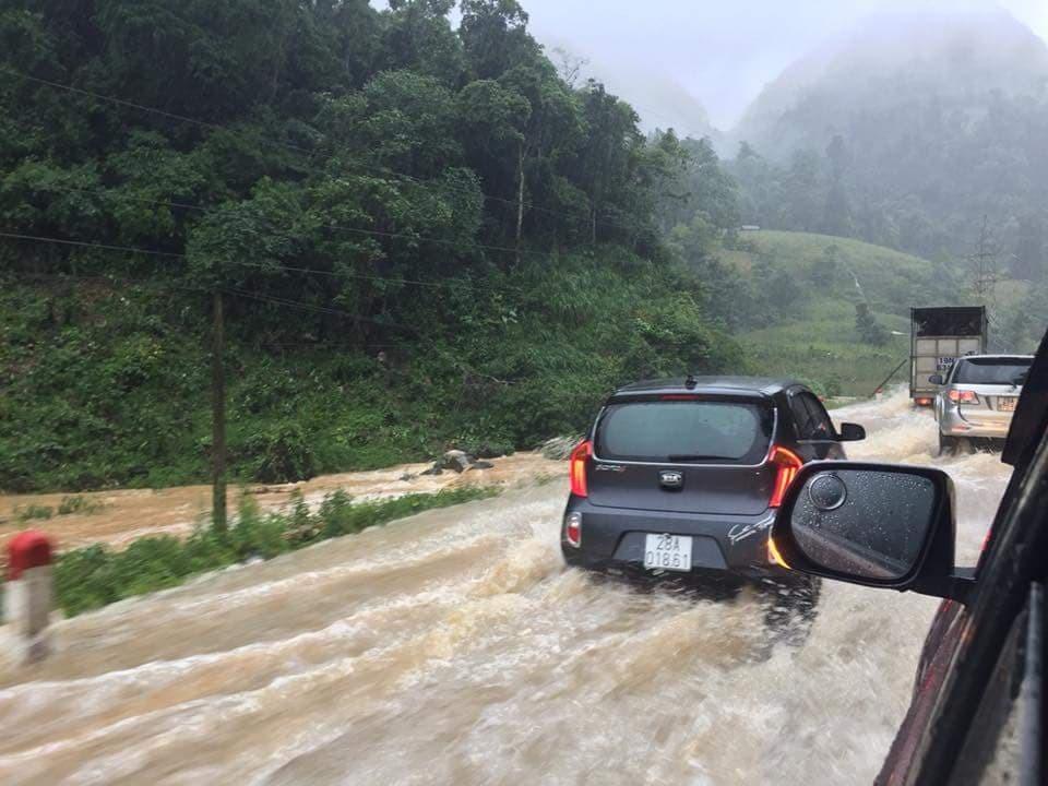 Dự báo thời tiết 21/7: Mưa lớn, miền núi phía Bắc nguy cơ chịu lũ quét