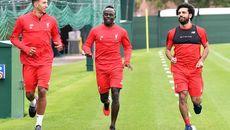 Salah cùng Mane háo hức trở lại Liverpool