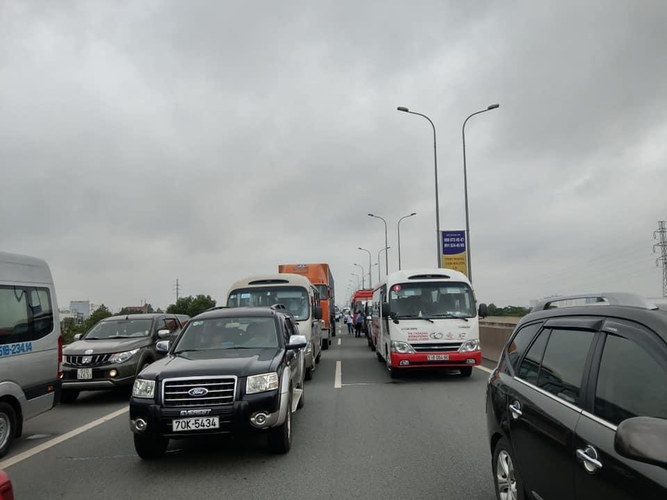 Đầu năm, VEC E từ chối phục vụ vĩnh viễn 2 ô tô đi cao tốc