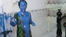 Giám đốc bị dội cả thùng sơn lên người, tạt axit vào mặt