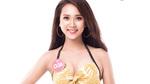 Thí sinh Hoa hậu khoe đường cong nóng bỏng với bikini