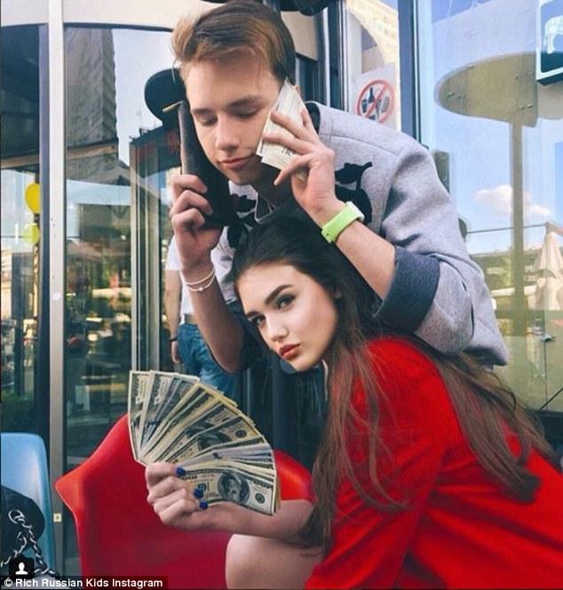 Hội con nhà giàu khoe ảnh ăn chơi trên mạng xã hội Instagram