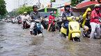 Cách xử lý nhanh xe bị 'chết máy' khi qua đường ngập