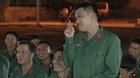 Mr. Cần Trô khiến đồng đội bấm bụng cười vì hát giọng 'Quảng Nôm'