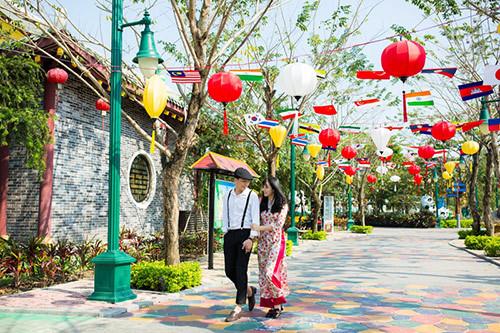 Lễ hội Sun World 3 miền, nâng niu giá trị truyền thống
