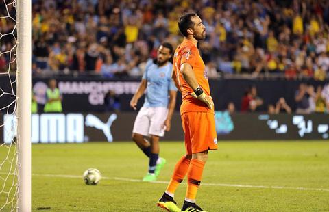 Video Man City 0-1 Dortmund
