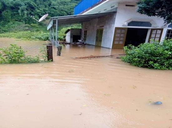 mưa lũ,Yên Bái,lũ lụt,bão số 3