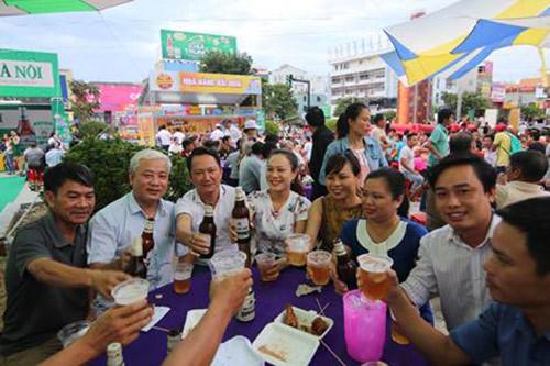 10.000 người Quảng Trị tham dự Ngày hội Bia Hà Nội 2018