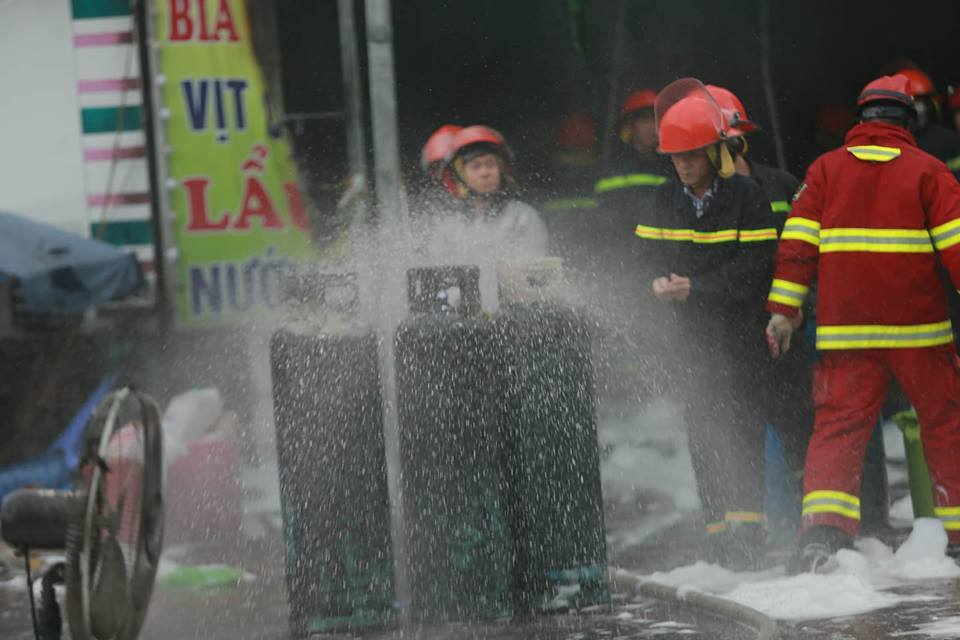 cháy lớn,cháy,Hà Nội,hỏa hoạn