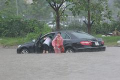 Dự báo thời tiết 5 ngày tới: Ngập lụt chưa dứt, áp thấp lại đe dọa