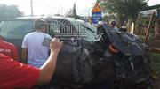2 người chết, 1 người nguy kịch trong vụ đâm xe điên loạn trên QL14