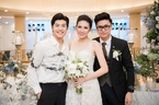 'Tình cũ' cùng dàn mỹ nhân Việt đến mừng đám cưới Tú Anh