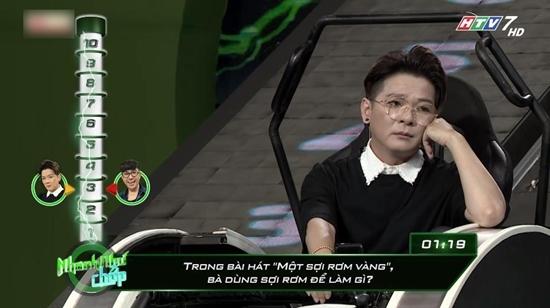 Trường Giang cười nghiêng ngả trước 'máy nói' Lê Dương Bảo Lâm