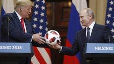 Quà của Tổng thống Putin tặng ông Trump vượt ải an ninh Mỹ