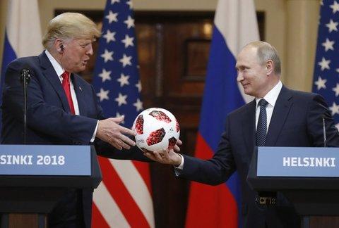 Quà của Tổng thống Putin vượt qua ải an ninh Mỹ