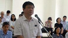 Cán bộ thi hành án vào trại giam làm việc với ông Đinh La Thăng