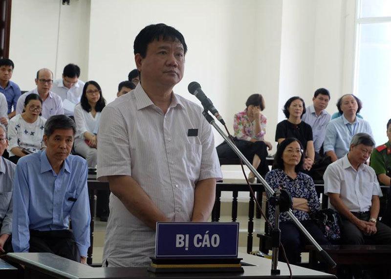 Đinh La Thăng,Nguyễn Xuân Sơn,Thi hành án,PVN,tham ô,tham nhũng