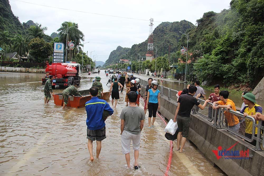 lũ quét,mưa lũ,Quảng Ninh