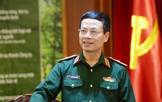 Chủ tịch Viettel,Nguyễn Mạnh Hùng,Bộ TT-TT