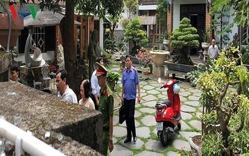 Công an đề nghị phong tỏa tài sản của 2 cựu Chủ tịch Đà Nẵng
