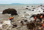 Tắm biển ở Thanh Hóa, 2 du khách Hà Nội chết và mất tích