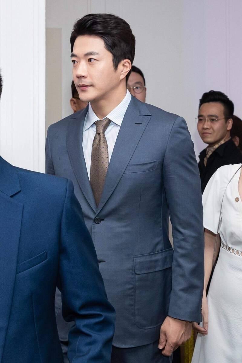 Kwon Sang Woo,Yan My