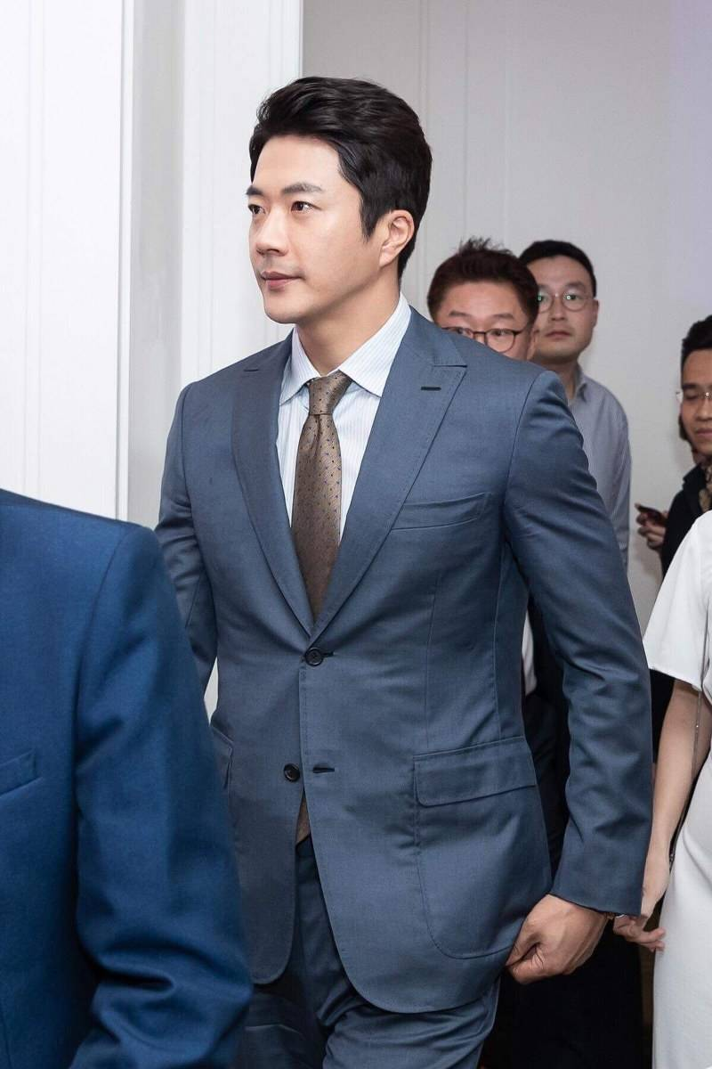 Yan My hạnh phúc hội ngộ thần tượng Hàn Quốc