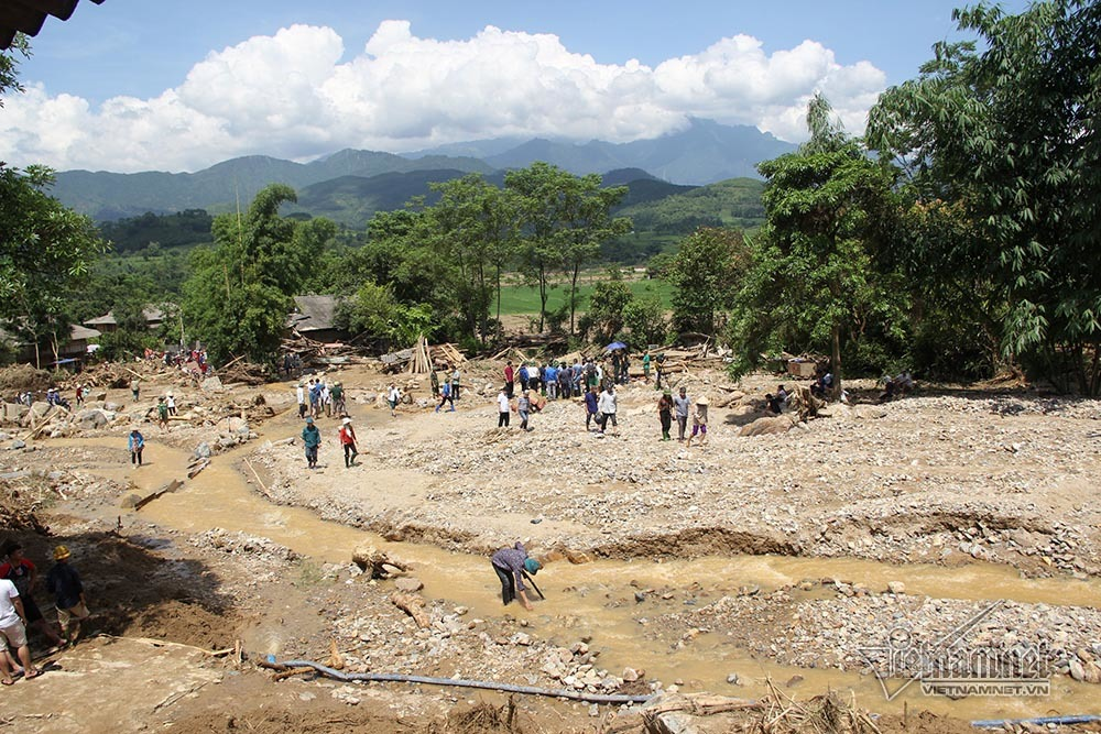 mưa lũ,lũ quét,sạt lở đất,Yên Bái,lũ lụt ở Yên Bái,lũ lụt
