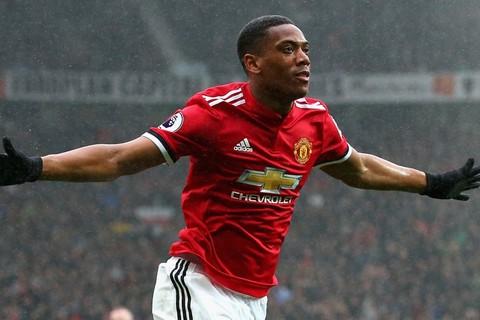 Martial - top 10 bàn thắng Premier League