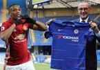 """Chelsea gây rối MU: """"Bố già"""" Sarri và điệp vụ Martial"""