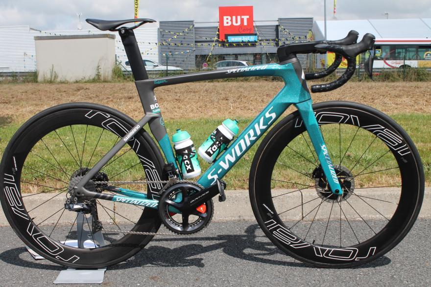 Chiếc xe 'nhanh thần tốc' Tour de France 2018 có mặt tại Việt Nam