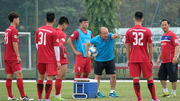 Olympic Việt Nam vắng gần nửa quân số, thầy Park hoãn ngày luyện công