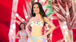 Màn trình diễn bikini bốc lửa của thí sinh Hoa hậu Việt Nam
