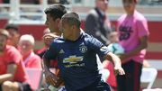 Alexis Sanchez tái xuất, MU bất lực khâu ghi bàn