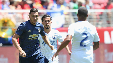 Video MU 0-0 San Jose Earthquakes