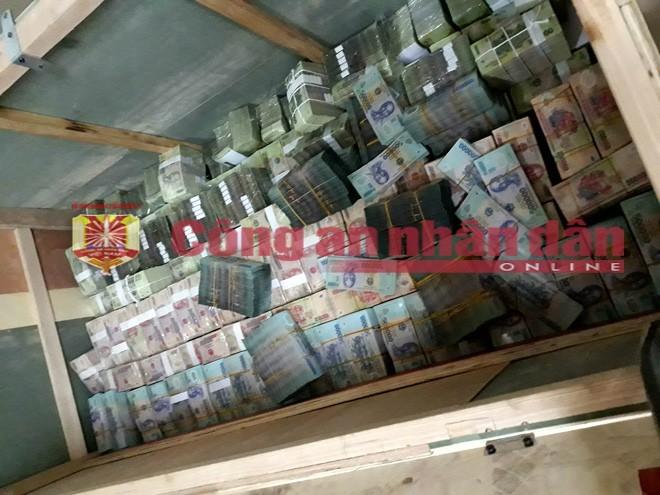 Phan Sào Nam gửi giấu 3,5 triệu USD ở Singapore