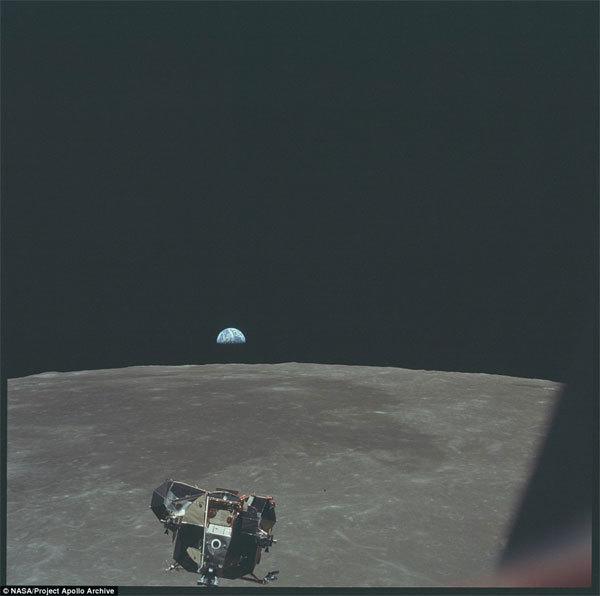 NASA,Apollo 11,tàu vũ trụ