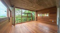 Những mẫu cửa sổ khung gỗ đơn giản cho nhà đẹp