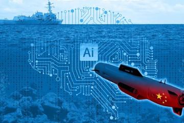TQ âm thầm chế tàu ngầm sát thủ không người lái