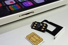 iPhone khóa mạng 'hô biến' thành máy quốc tế, không cần SIM ghép ở Việt Nam