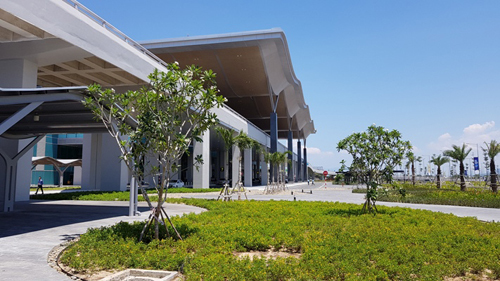 Nhà ga Cam Ranh - động lực mới của du lịch Khánh Hòa