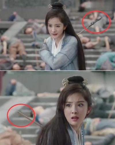 Phim hot 'Phù Dao hoàng hậu' bị ném đá bởi nhiều lỗi ngớ ngẩn
