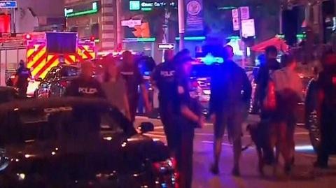 Xả súng tại Canada, nhiều người bị thương