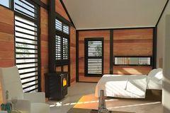 Xu hướng nhà đẹp xây sẵn với khung thép